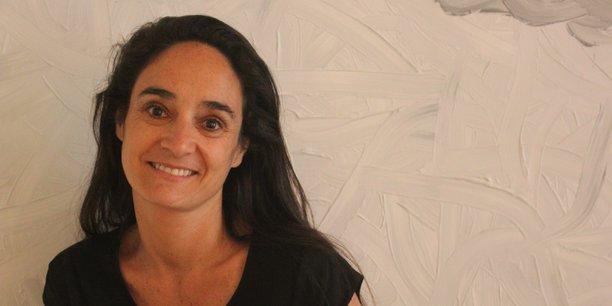 Melvina Sarfati El Grably, nouvelle directrice générale de Deliveroo France.