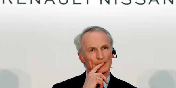 Pour Jean-Dominique Senard, patron de Renault, la Fonderie de Bretagne n'a « pas vocation à rester dans le groupe ».