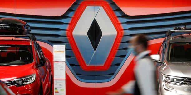 Renault annonce la mise en place du pret de 5 milliards d'euros avec la garantie de l'etat francais[reuters.com]