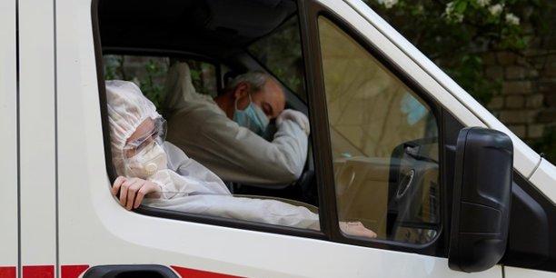 La russie franchit la barre des 430.000 cas de contamination au coronavirus[reuters.com]