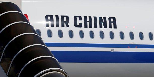 Washington suspend les vols des compagnies chinoises vers les usa[reuters.com]