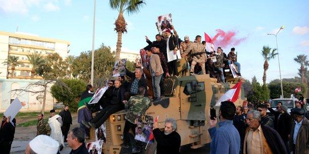 La france met en garde contre le scenario du pire en libye[reuters.com]