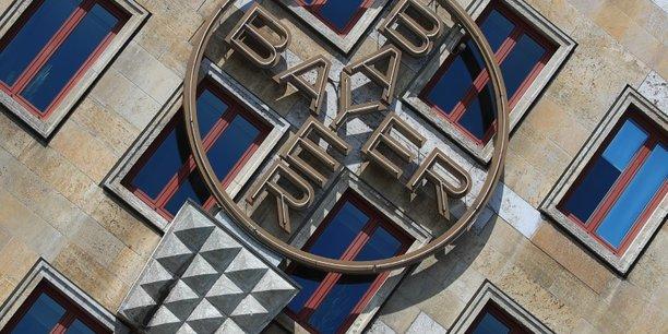 Bayer, a suivre a la bourse de francfort[reuters.com]