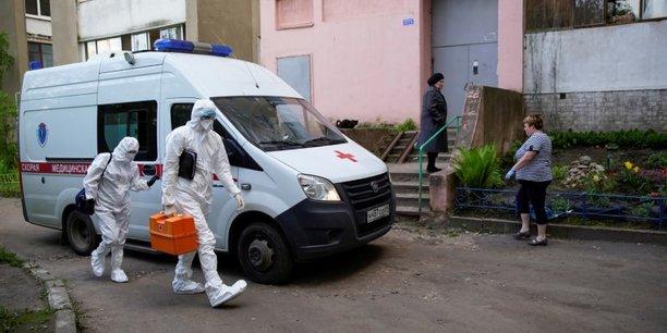 Coronavirus: la russie franchit la barre des 440.000 cas de contamination[reuters.com]
