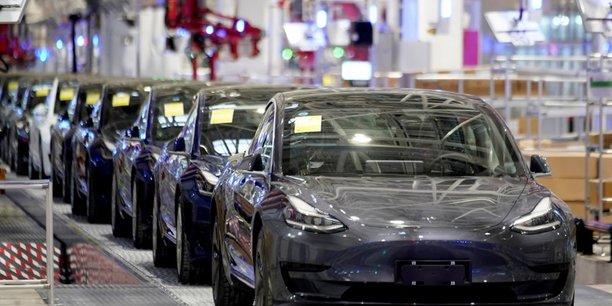 Allemagne: un plan pour doper les vehicules electriques[reuters.com]