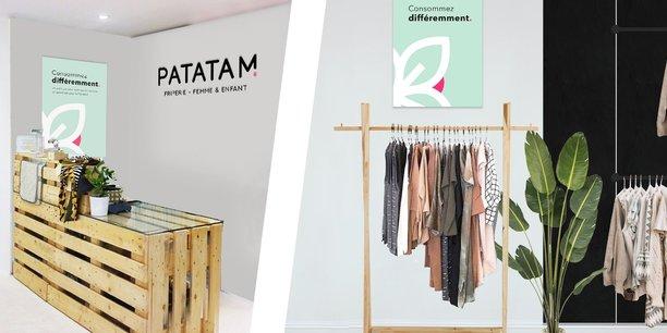 Confection : Patatam ouvre cinq nouveaux corners Auchan et arrive chez Cdiscount