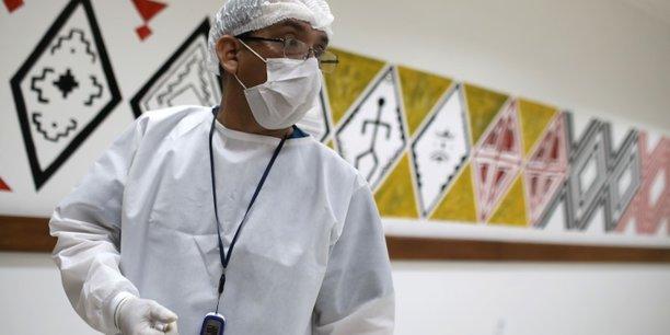 Coronavirus: hausse des deces au bresil et au mexique[reuters.com]
