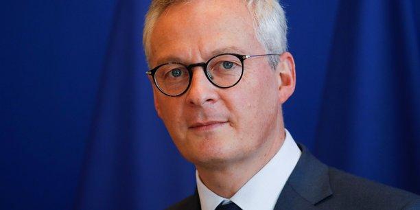 Brexit: bruno le maire evoque une & 34 lueur d& 39 espoir& 34  pour un accord