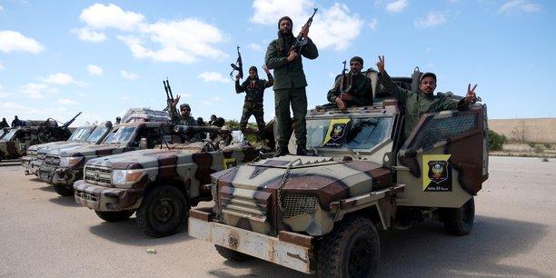 Le gouvernement libyen dit etre entre dans tarhouna, dernier bastion d'haftar pres de tripoli[reuters.com]