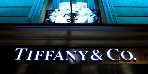 Lvmh renonce a renegocier le prix d'acquisition de tiffany[reuters.com]