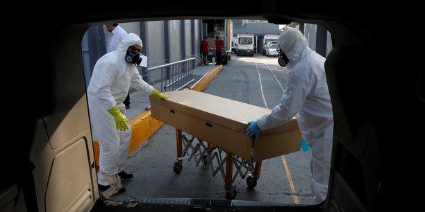 Coronavirus: plus de 4.000 nouveaux cas de contamination au mexique[reuters.com]