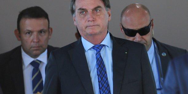 Bolsonaro menace de quitter l'organisation mondiale de la sante[reuters.com]