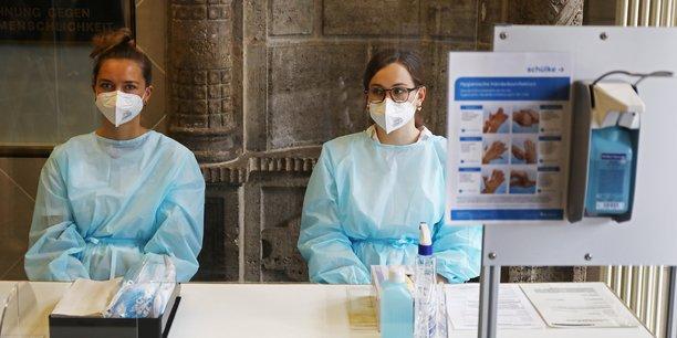 Coronavirus: plus de 400 nouveaux cas declares en allemagne[reuters.com]