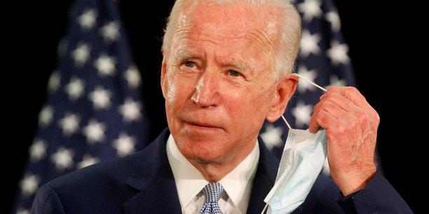 Usa 2020: biden gagne assez de delegues pour remporter l'investiture democrate[reuters.com]