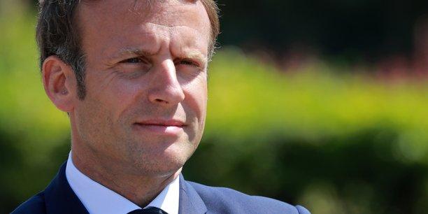 Macron a xi: la france defend le principe un pays, deux systemes pour hong kong[reuters.com]