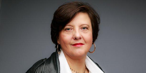 Sophie Humbert, la gérante de la Scop bordelaise O tempora