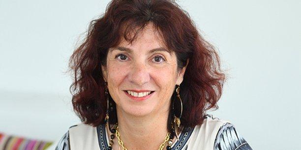 Marie-Thérèse Mercier, directrice du bureau EY Montpellier.