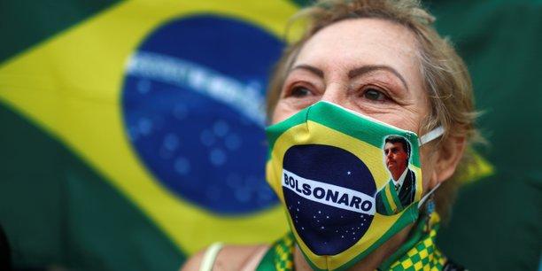 Le bilan total depuis le début de l'épidémie s'établit à 254.221 décès au Brésil