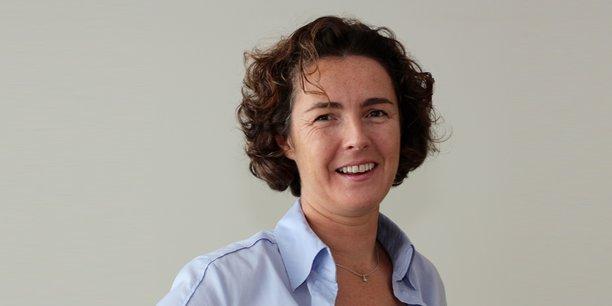Marie Pirotais, présidente de Biosency et Yann Le Guillou, directeur général.