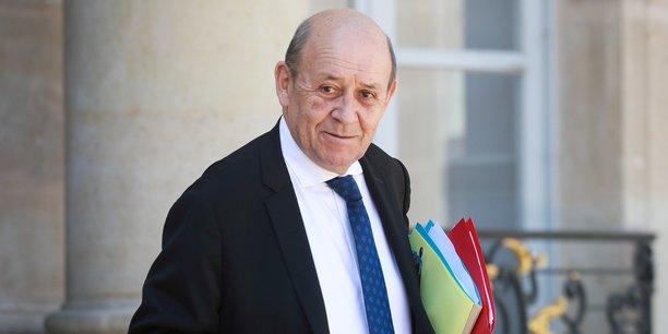 Le ministre des Affaires étrangères tente de renouer les liens entre la France et l'Égypte
