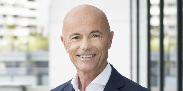 Le président de BNP Paribas Real Estate, Thierry Laroue-Pont.