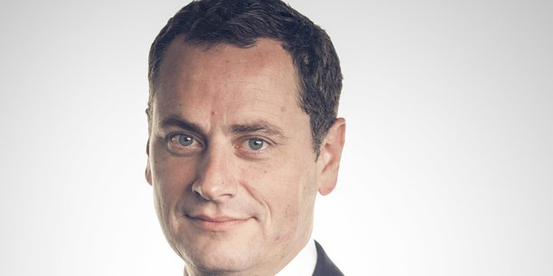 Nicolas Hubert, directeur général de Milleis Banque.