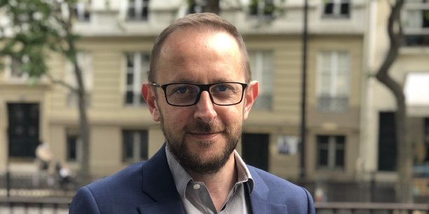 Thibault Lécuyer-Weber, directeur marketing de Padam Mobility.