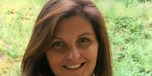 La directrice Workplace Strategy & Design chez Arcadis, Laetitia Haussy.