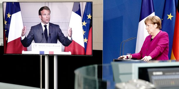 Il y a un peu moins de trois semaines, la Commission européenne a proposé un plan de 750 milliards d'euros. C'est davantage que ce qu'avaient imaginé la France et l'Allemagne qui proposaient 500 milliards d'euros.