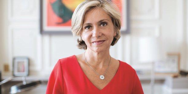 Valérie Pécresse qui a quitté Les Républicains en 2019 se projette déjà dans l'après-élection.