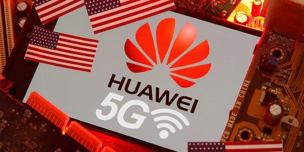 Le nouvel amendement permettra aux entreprises américaines de fournir à Huawei des technologies si elles contribuent « à la révision ou au développement d'un standard », notamment pour la 5G, la nouvelle génération de communication mobile.