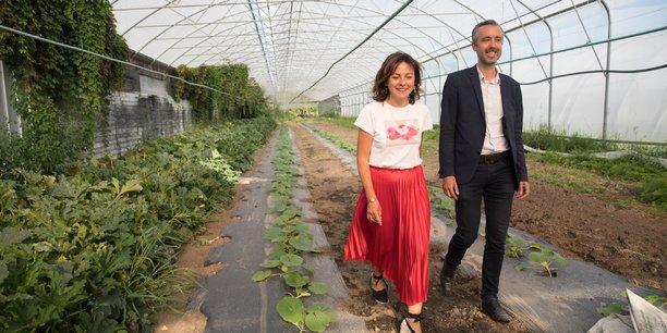 À cinq jours du second tour des élections municipales à Toulouse, Carole Delga apporte son soutien au candidat écologiste Antoine Maurice.