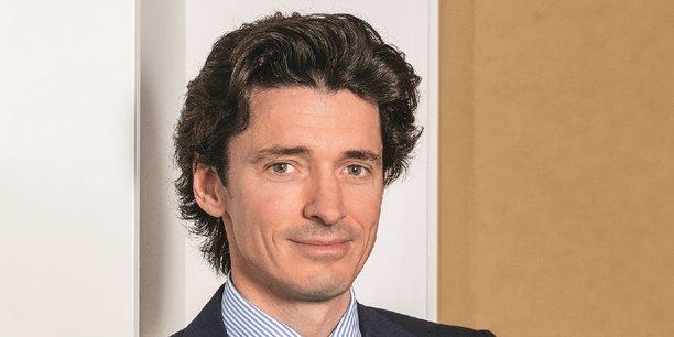Antoine Frey, président-directeur général de Frey.