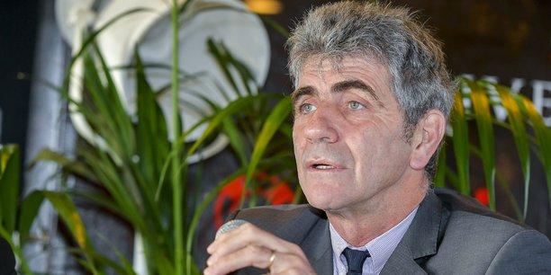 Président centriste du Conseil départemental de Lot-et-Garonne, Jean Dionis du Séjour a fait tout ce qu'il a pu pour avertir sur le danger du lac de Caussade.