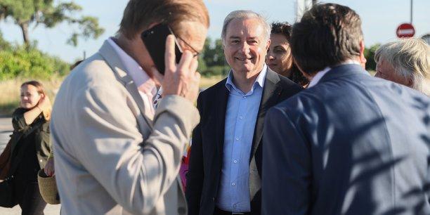 Jean-Luc Moudenc a été réélu maire de Toulouse et président de sa Métropole en 2020.