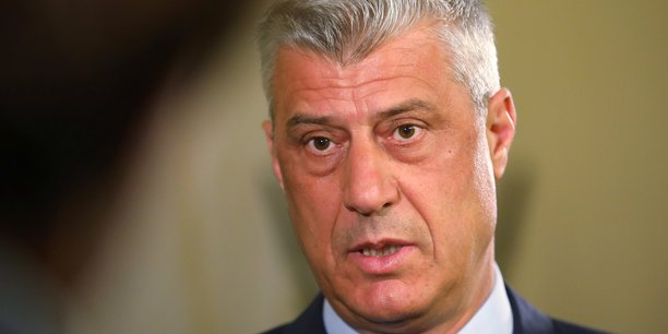 Hashim thaci accuse de crimes de guerre[reuters.com]