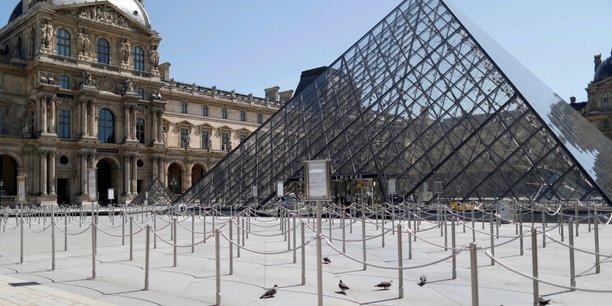 Louvre rouvre au public[reuters.com]