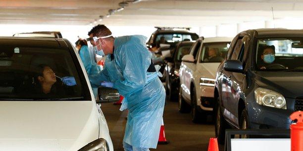 Coronavirus: plus forte hausse du nombre de cas en deux mois en australie[reuters.com]