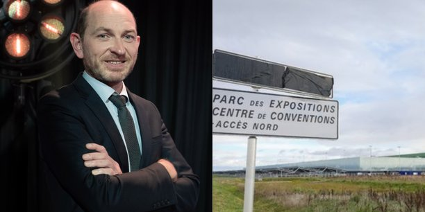Patrice Vassal et l'entreprise Toulouse Événements sont les gestionnaires du nouveau parc des expositions de Toulouse, le MEETT.