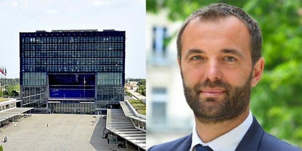 Michael Delafosse est le nouveau maire de Montpellier.