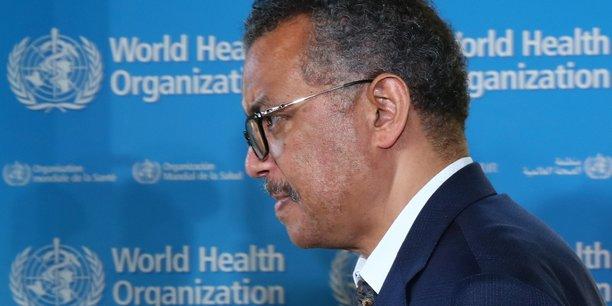 Coronavirus: la pandemie n'est pas pres d'etre terminee, dit l'oms[reuters.com]