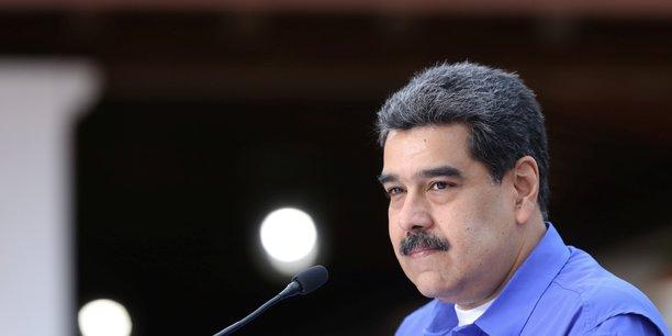 Maduro ordonne a l'emissaire de l'ue de quitter le venezuela[reuters.com]