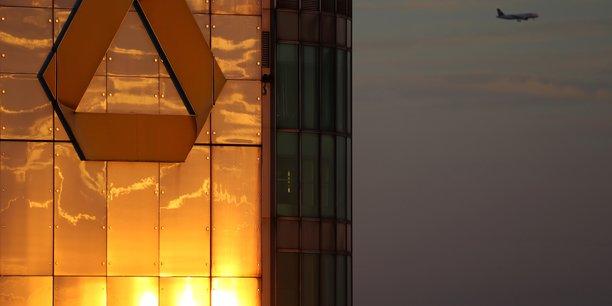 Commerzbank, a suivre a la bourse de francfort[reuters.com]