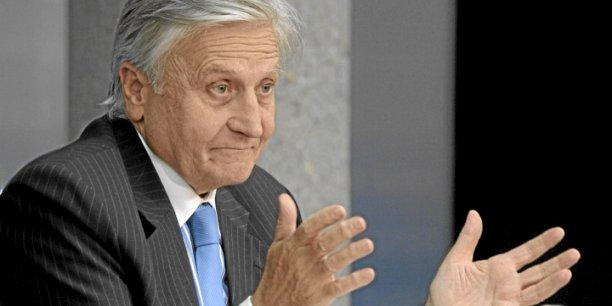 Jean-Claude Trichet, ancien président de la BCE de 2003 à 2011 / Reuters