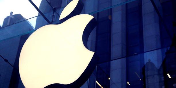 Apple se pose depuis une dizaine d'années en défenseur de la vie privée.