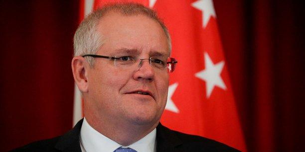 L'australie va investir plus de 800 millions d'euros dans la cybersecurite[reuters.com]