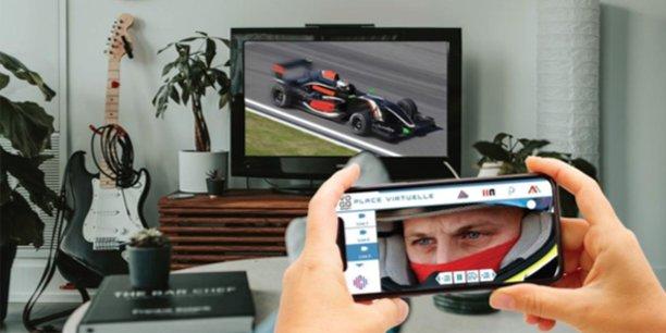 Vogo développe une solution out-stadia, baptisée Place Virtuelle, et destinée à suivre les événements à huis clos ou en accès limité.