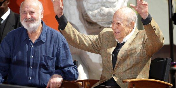 Carl reiner, figure historique de la comedie americaine, decede a 98 ans[reuters.com]