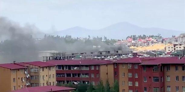 Ethiopie: l'armee deployee dans la capitale apres des manifestations sanglantes[reuters.com]