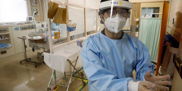 Coronavirus/japon: hausse des nouveaux cas quotidiens a tokyo[reuters.com]
